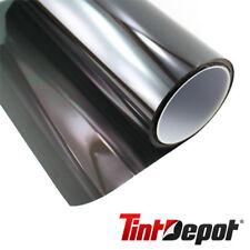 "Premium Non-Reflective Auto Tint Film Black  20% 2 ply 20"" x 100ft"