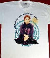 New! GLORIA ESTEFAN Millennium 2000 Tour T - SHIRT - XL Extra Large