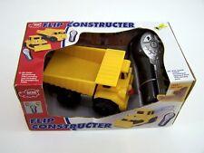 Spielzeug Flip Constucter Dickie Sand & Erdekipper Kinderspielzeug Kipper Holzspielzeug