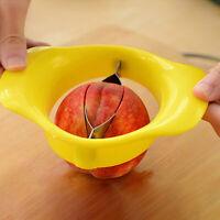 Mango Corer Slicer Cutter Pitter Mango Core Pit Remover Watermelon Peeler Fr DD