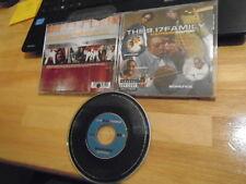 RARE PROMO OOP 9.17 Family CD Southern Empire rap Hank Shocklee public enemy '01
