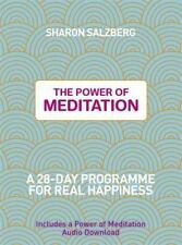 The Power of Meditation: A 28-Day Programme for Real Happiness by Sharon...