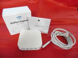 Apple AirPort Express Base Station MC414LL/A WiFi Router A1392