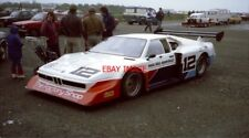 PHOTO  SILVERSTONE 2.5.83 MICK HILL IS A NAME SYNONYMOUS WITH TAKING 'ORDINARY'