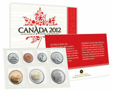 2012 Canada Uncirculated Set of Coins
