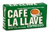 Café La Llave® Espresso 100% Pure Ground Coffee - 10oz