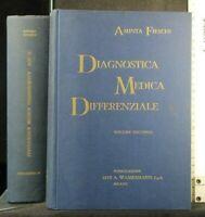 DIAGNOSTICA MEDICA DIFFERENZIALE. Vol 2. Aminta Fieschi. Wassermann.