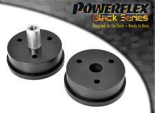 PFF46-111BLK Powerflex Engine Mounting Gearbox Rear BLACK Series (1 in Box)