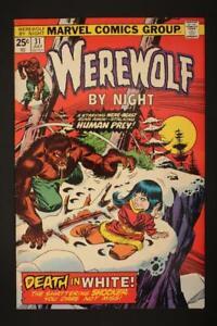 Warewolf by Night #31 - NEAR MINT 9.4 NM - Marvel Comics