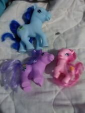 3 little pony toys i16