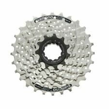 Shimano bici Cassetta Hg41 8-fach placcato in Nickel Anello Connettore Corona
