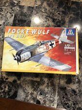 1/72 Italeri #178 Focke Wulf 190 A8/F