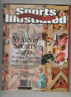 Sports Illustrated Magazine 50th Anniversary Issue September 27 2004 022521nonr