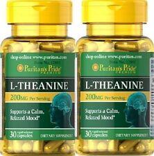 2 L-TEANINA 200 MGR. 30 CAPS. Cervello e Memoria, L-THEANINE