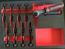 WURTH Rivnut Tool Hse412 Rivnut and Rivbolt