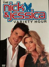 The Nick & Jessica Variety Hour (DVD, 2004, R1)  BRAND NEW