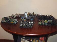 Warhammer Fantasy Ork & Duende-Negro Ork Ejército parte Pintado