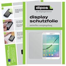 2x Samsung Galaxy Tab S2 8.0 LTE T715 Schutzfolie matt Displayschutzfolie Folie