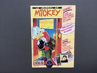Le journal de Mickey n°1985. Juillet 1990