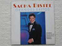"""SACHA DISTEL GRANDES EXITOS INCENDIO EN RIO RARE PROMO EDITION ESPAGNOL EP 7"""""""