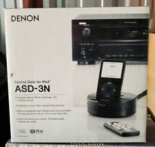 Denon ASD-3N Control Dock For iPod. NEW!!!