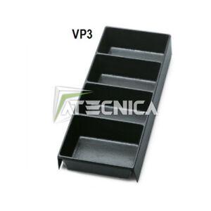 Schüssel IN Thermogeformte beta VP3 140x365x50 MM Für Beistelltische Werkzeug