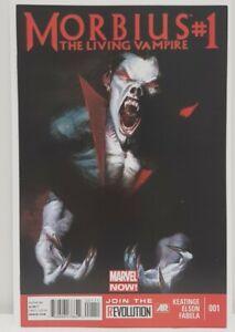Morbius #1 - Stunning Dell'Otto Cover - Marvel Comics 2013 VF