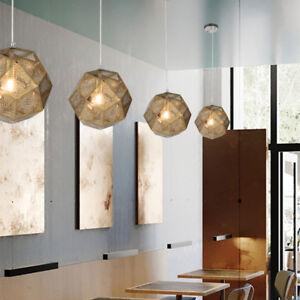 Bar Pendant Light Large Chandelier Lighting Kitchen Lamp Room Gold Ceiling Light