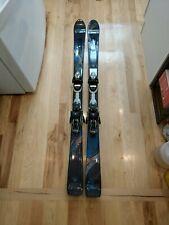 Fischer Koa Sport 150 cm Skis and Salomon Bindings