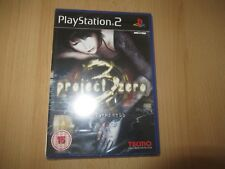 PS2 Project Zero 3 The Tormented UK Pal, New & Factory Sealed,