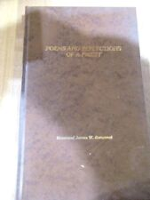 Poems and Reflections of a Priest  Rev James Genovesi Signed  1978 hardcover