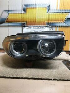 2002-2005 BMW 745i E65 Right Headlamp Headlight HID Xenon (Clear Coat Flaking)