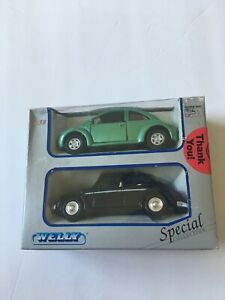 Welly Special Collection 1:38 2 Mini Cooper Diecast