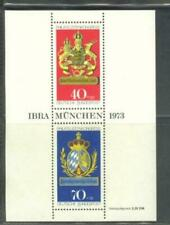Bund Block 9 postfrisch - IBRA München 1973