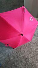 Bugaboo sombrilla, paraguas rosa se ajusta Burro, Buffalo, Abeja, cameleon Etc