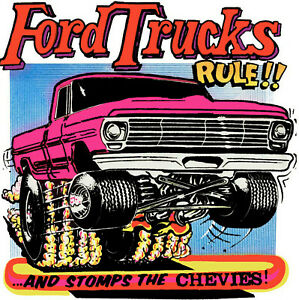 68-72 Ford Truck t-shirt  Vintage  70's Classic NOS  S.M.L or XL 0564