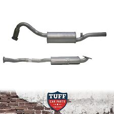 VS V6 Holden Commodore Sedan Standard Catback Exhaust Muffler System Cat Back