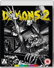 Demons 2 Blu-ray (2015) David Knight ***NEW***