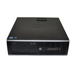 HP Compaq 8300 Elite Desktop Computer i5-3470@3.20Ghz CPU 4Gb Ram 120G SSD Win 7