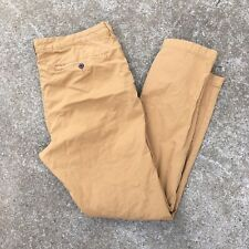 American Eagle Mens Size 36x32 Khaki Next Level Flex Slim Fit Chinos Pants