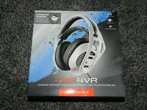 PLANTRONICS RIG 4VR GAMING HEADSET FOR PS 4 / PLAYSTATION NEW in OPEN BOX