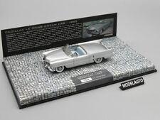 Minichamps 1:43  Cadillac Le Mans Dream Car 1953 silver . L.E. 999 pcs.