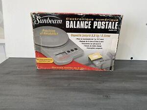 Sunbeam Scale Vintage 4916 Sunbeam Postal SP5 Original Box FREE SHIPPING