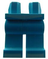 Lego Beine azurblau (medium azure) für Minifigur 970c00pb0963 Disney Jasmine Neu