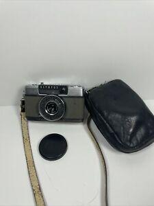 Vintage Olympus PEN-EE Half Frame Format 35mm Compact Camera
