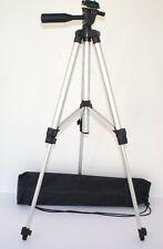 """50"""" Pro Photo/Video Tripod With Case for Canon Vixia HF R30"""