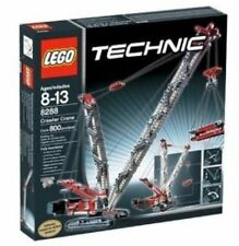 LEGO Technic Crawler Crane Set #8288 Rare with all 800 Pieces Guarenteed!