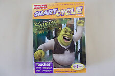 Fisher Price Interactive Smart Cycle Physical Learning Arcade SHREK Game