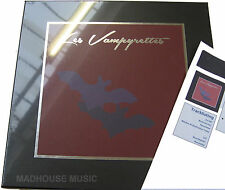 "HOLGER CZUKAY Les Vampyrettes 3 x 10"" Coloured Vinyls NUMBERED Ultra Limited Box"
