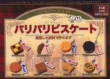 British Biscuit Cell Phone Strap Collection Full Set